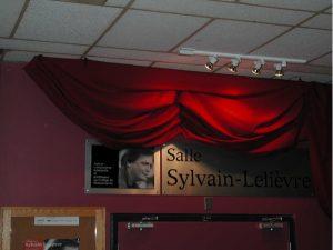Salle Sylvain-Lelièvre