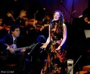 Emilie-Claire Barlow chantant Petit matin